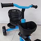 """Детский трехколесный велосипед """"Happy Baby"""" с корзинками. Kaspi RED. Рассрочка., фото 2"""