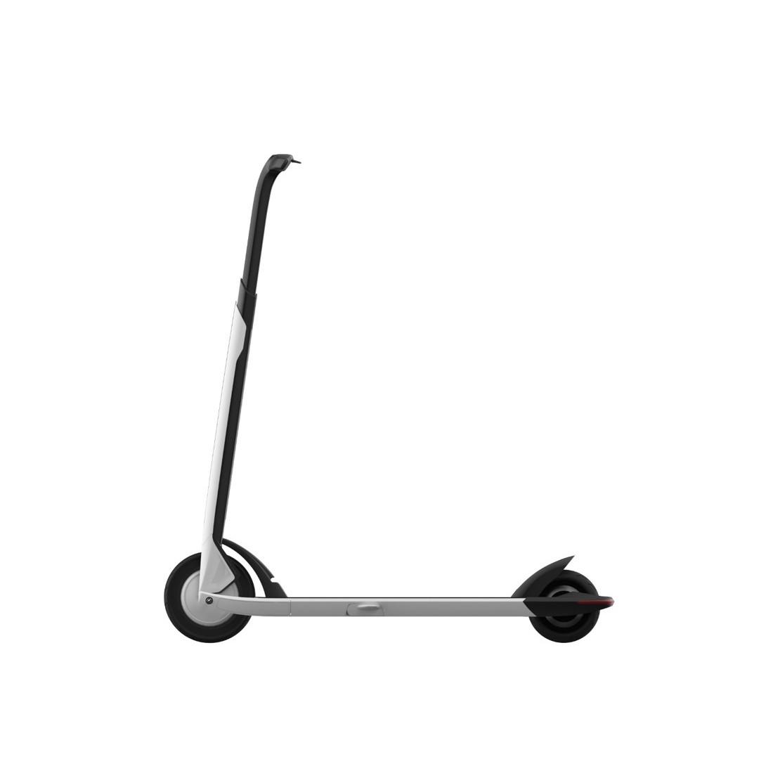 Электросамокат Ninebot KickScooter T15 Белый - фото 2