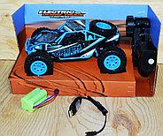 Упаковка помята!!! SM2403 Машинка вездеход на р/у Racing Rally (разгон до 20км/ч) 32*16см, фото 2