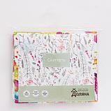 Скатерть Доляна «Светлая Пасха», 220 × 144 см, 100 % хлопок, рогожка, 164 г/м², фото 4