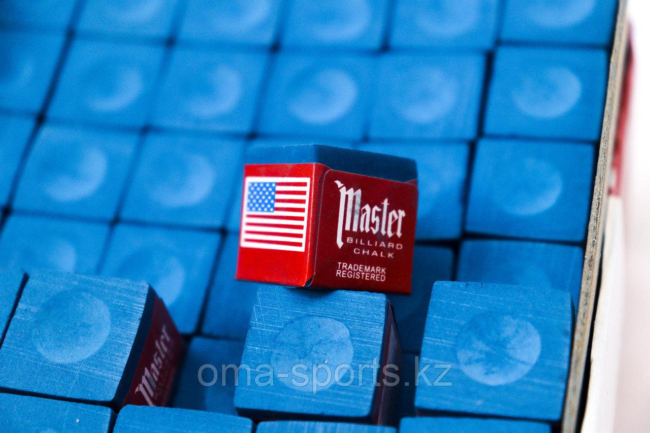 Мел Master Упаковка (синий) 144 шт (50тг -1шт)