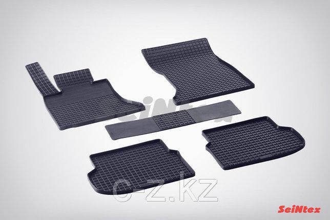 Резиновые коврики Сетка для BMW 5 Ser F-10 2010-2013, фото 2