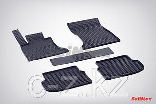 Резиновые коврики Сетка для BMW 5 Ser F-10 2010-2013