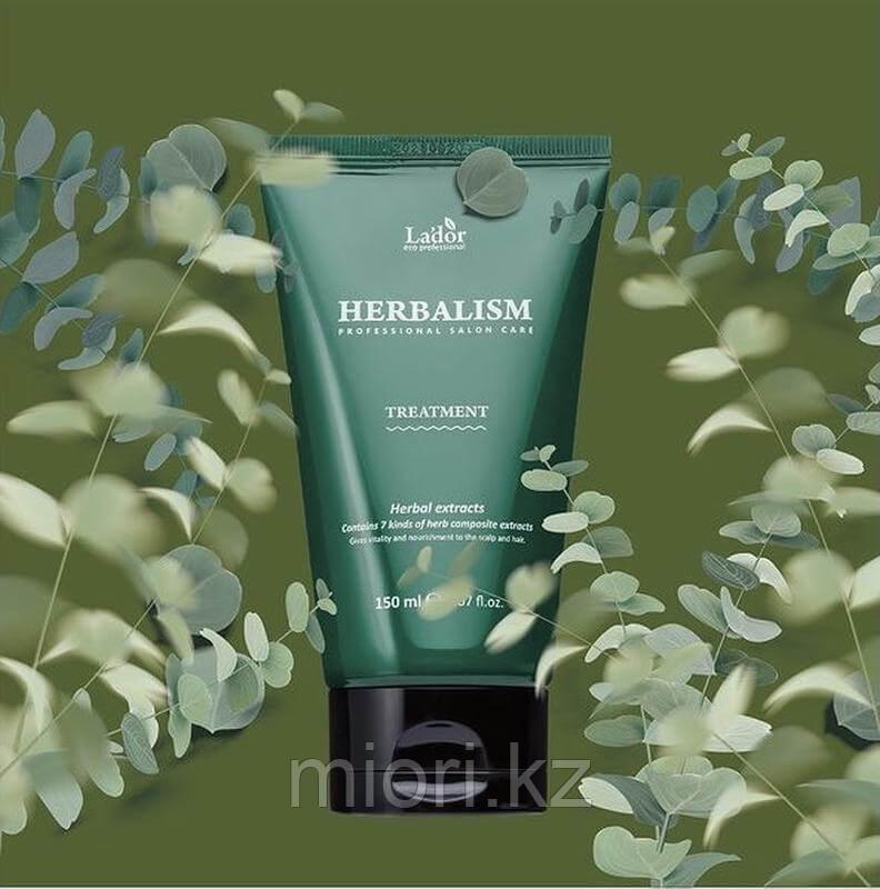 Маска для волос с травяными экстрактами Herbalism  Treatment Lador