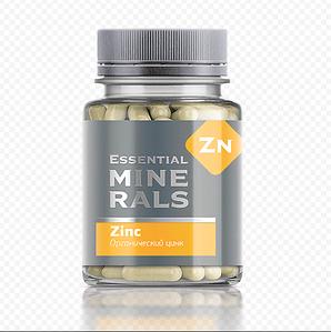 Формула сильного иммунитета, органический цинк- Essential Minerals