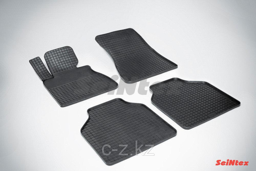 Резиновые коврики Сетка для BMW X-3 E-83 2003-2010