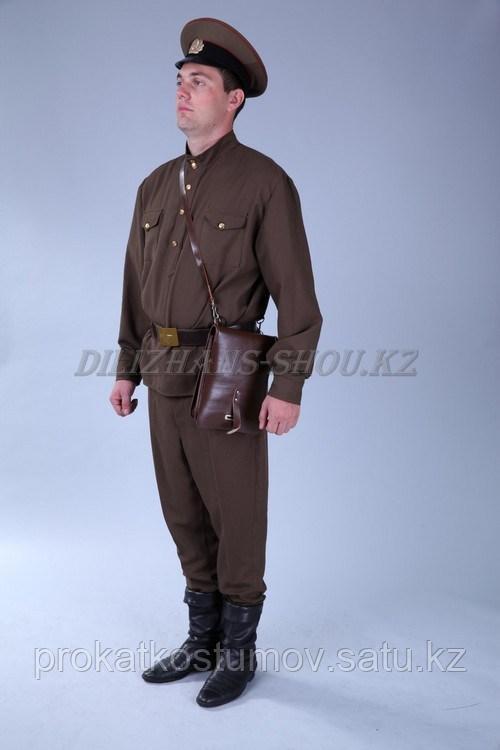 Аренда офицерских костюмов в Алматы и Нур-Султан - фото 2