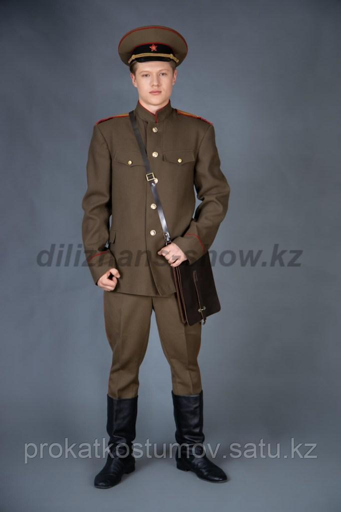 Аренда офицерских костюмов в Алматы и Нур-Султан - фото 3