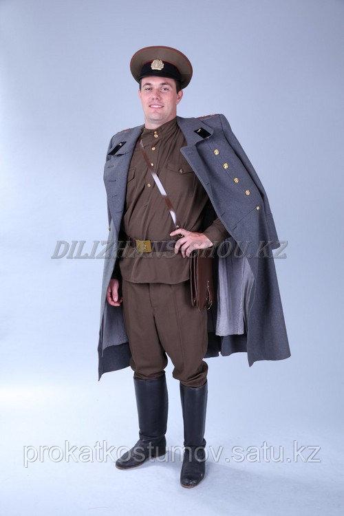 Аренда офицерских костюмов в Алматы и Нур-Султан - фото 1