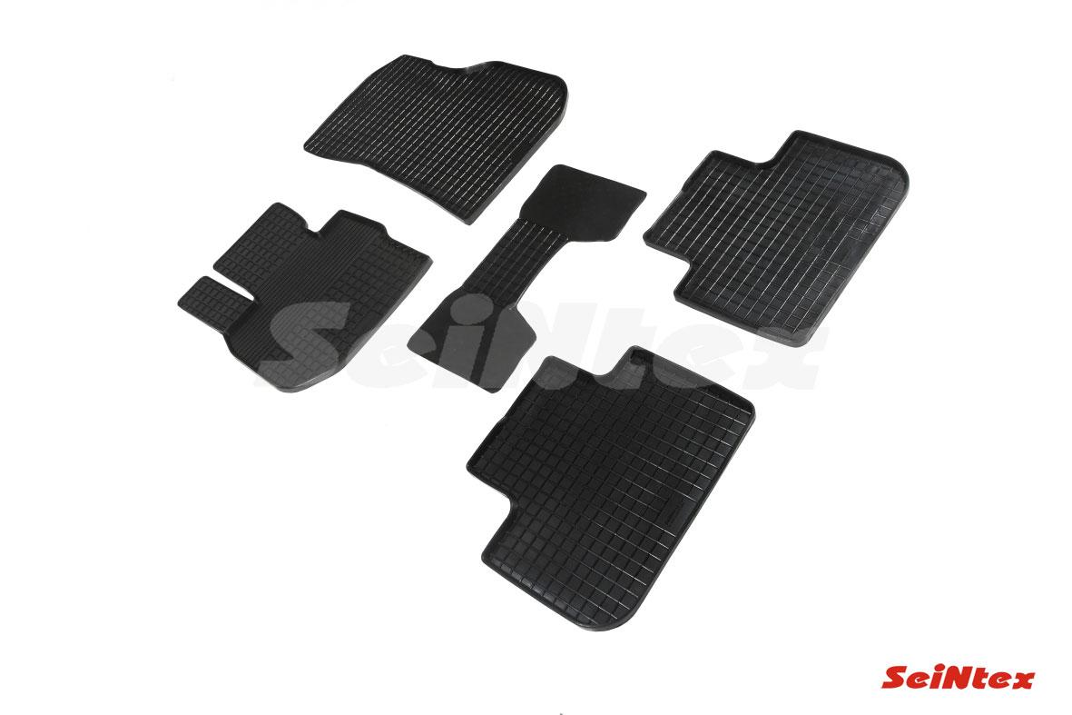 Резиновые коврики Сетка для BMW X4 G-02 2017-н.в.