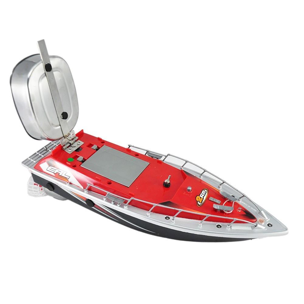 Прикормочный кораблик Торнадо - фото 3