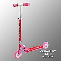 Детский самокат Clear Fit City SK 302