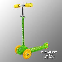 Детский самокат Clear Fit City SK 401