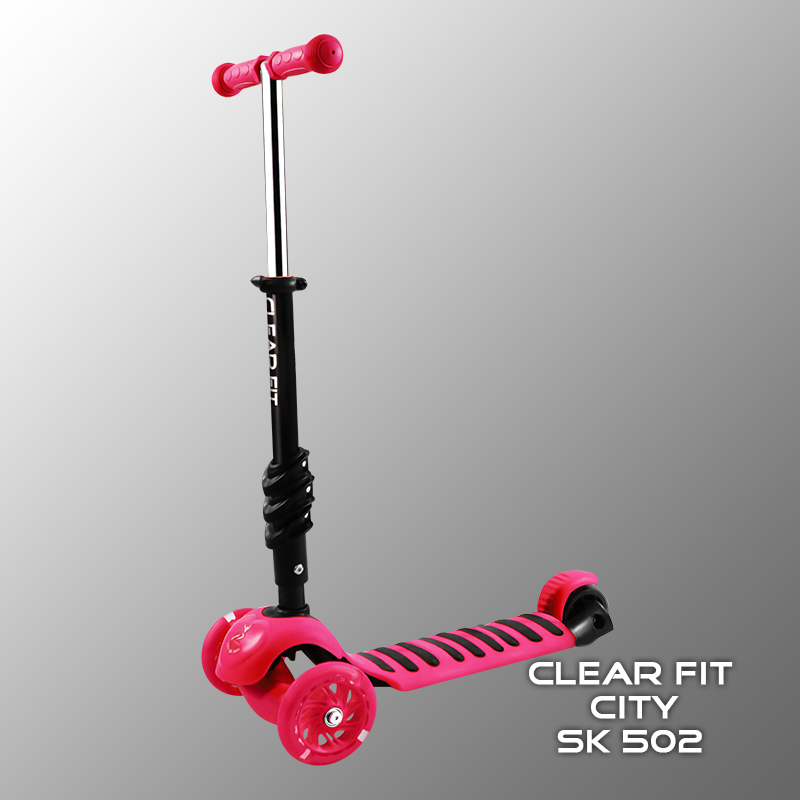 Детский самокат Clear Fit City SK 502
