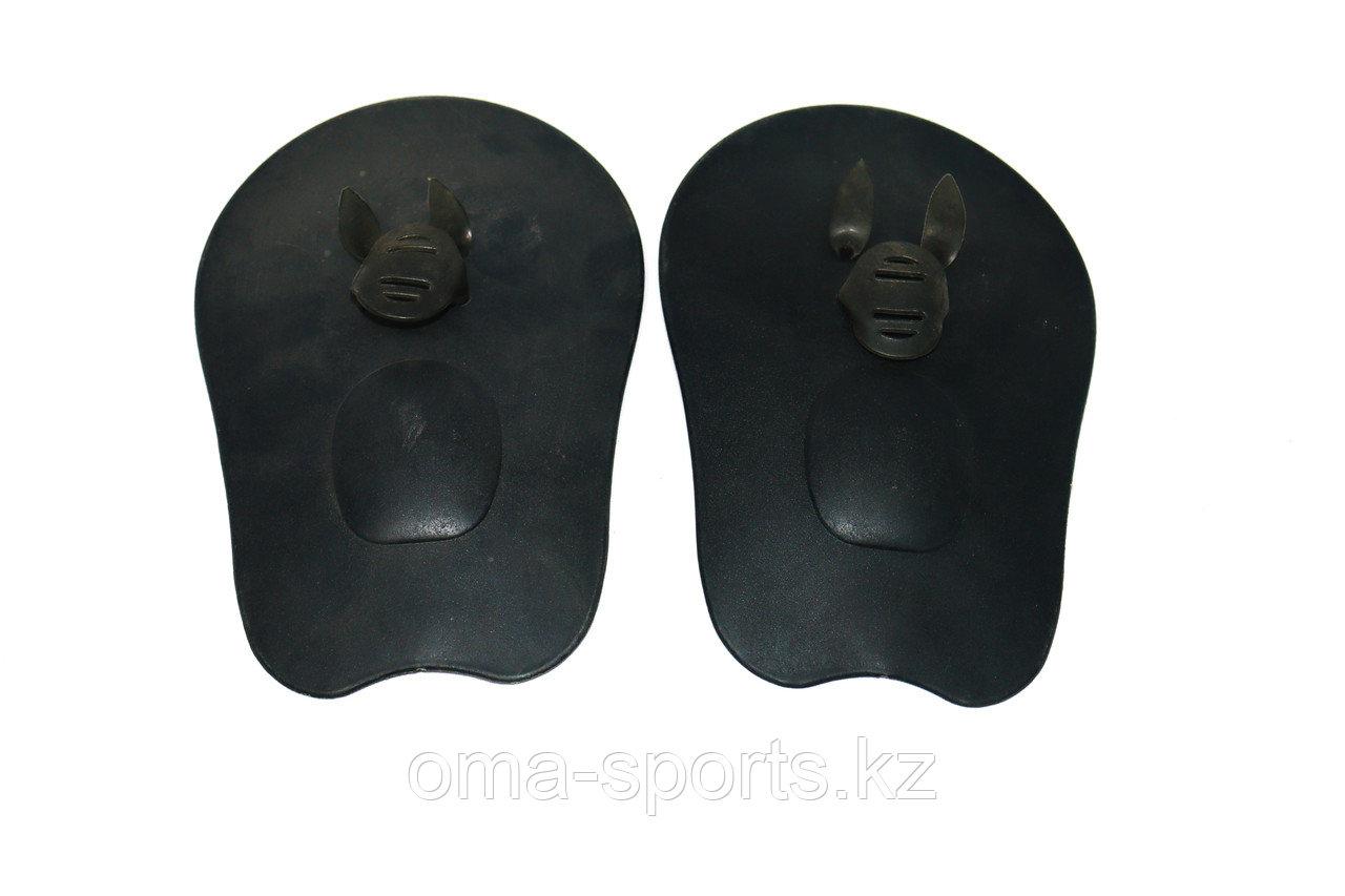 Лопатки для плаванье пластиковые HB-906-12