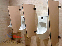 Материал для изготовления туалетных перегородок