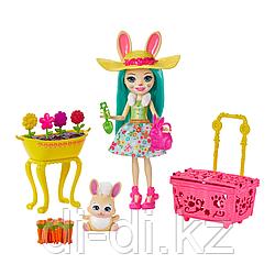 Mattel Enchantimals Набор игровой  Кроля в саду GJX32