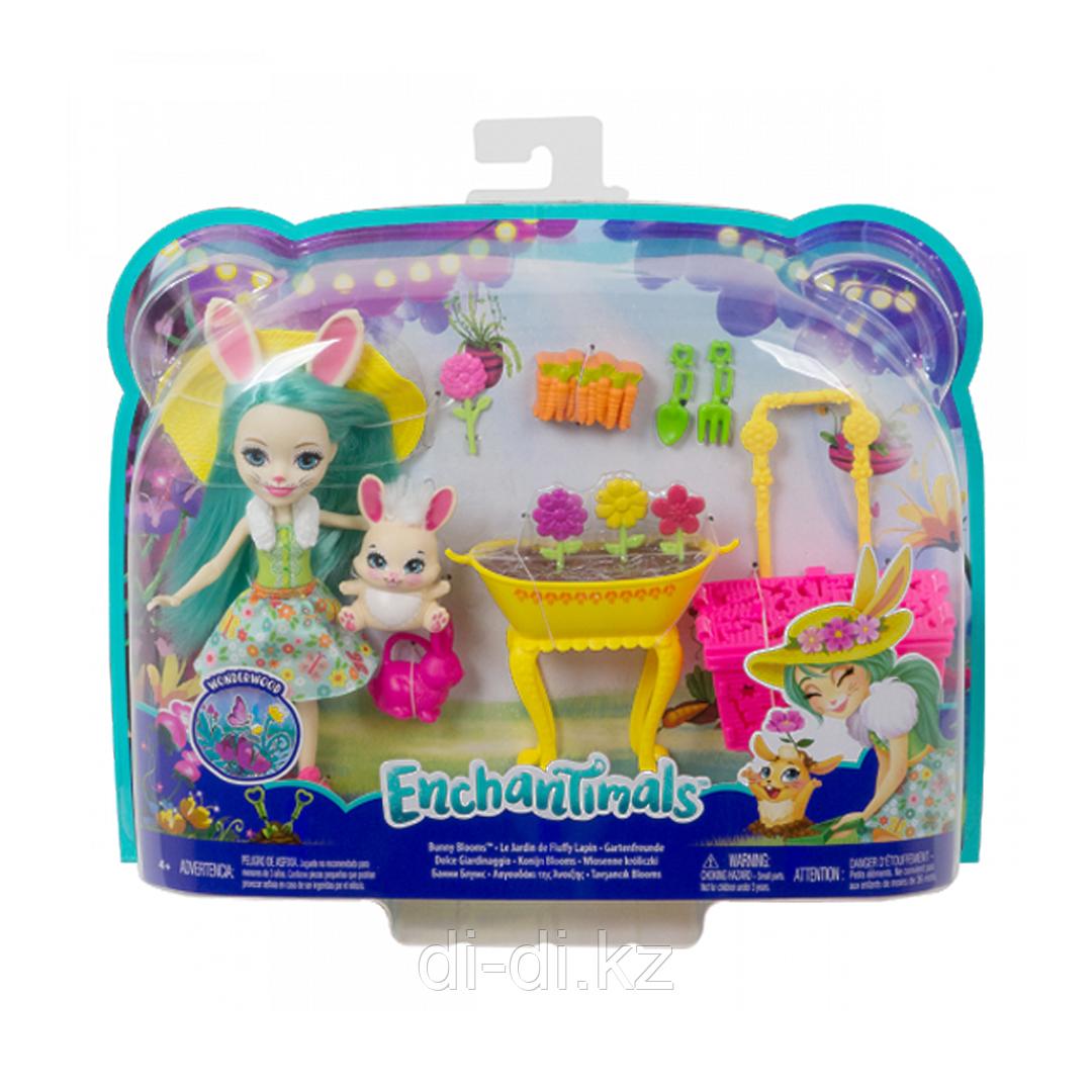 Mattel Enchantimals Набор игровой Кроля в саду GJX32 - фото 2