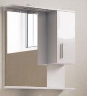 Зеркало со шкафом Corozo Коралл 82 С (правый) с подсветкой K500326