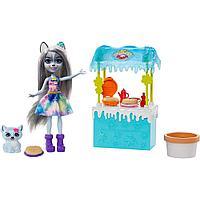 Mattel Enchantimals Прилавок с горячим какао GJX37
