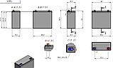 Аккумулятор LiFePO4 30Ah 12V, фото 2