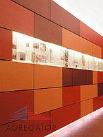 Стены из HPL-панелей (материал)