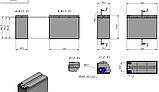 Аккумулятор LiFePO4 36Ah 12V, фото 2