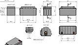 Аккумулятор LiFePO4 80Ah 12V, фото 2