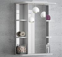 Зеркало-шкаф Koral Орион 55-2С (с подсветкой)