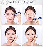 Омолаживающий лифтинг-крем для век с пептидным комплексом MEDI-PEEL 5 Growth Factors Eye Tox Cream, фото 5