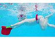 Подгузники  многоразовые  для плавания  рюши яблочки, фото 6