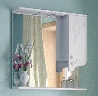 Зеркало-шкаф Corozo Koral Венеция 85С (с подсветкой) K502475