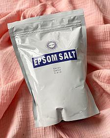 Английская соль для ванны 1000gr EPSOM SALT