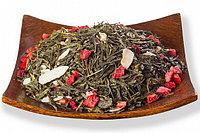 """Зелёный чай """"Клубника со сливками"""""""