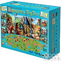 Настольная игра: Каркассон: Big Box