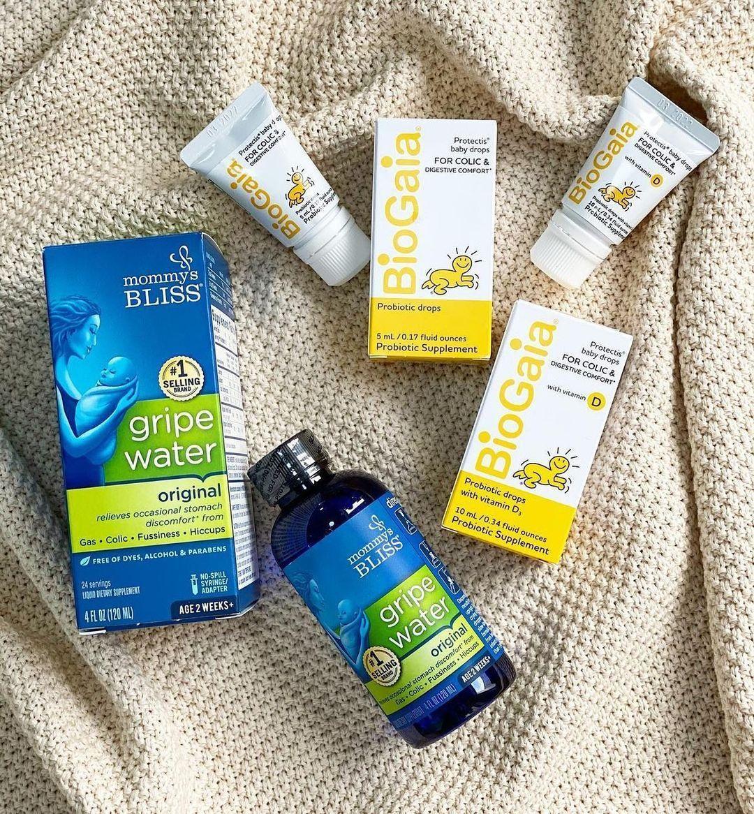 Probiotic Supplement BioGaia, Пробиотик с Витамином D3,10mg