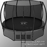 Батут Clear Fit SpaceHop 12Ft