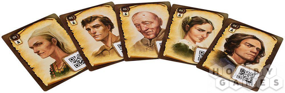 Настольная игра: Место преступления: Средневековье - фото 6