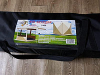 Палатка-Шатер 2408 Куб 5 стен 240*240+навес