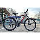 Велосипед на гидравлике Texo - Mustang 27.5 (2021), фото 2