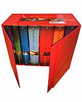 "Комплект книг ""Harry Potter Box Set:The Complete Collection HB"", Джоан Роулинг, Твердый переплет"