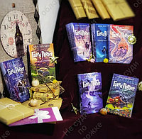 """Комплект книг """"Гарри Поттер+Карта Мародеров+Письмо из Хогвартса"""", Джоан Роулинг, Твердый переплет"""