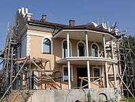 Карнизы, фасадный декор из пенопласта
