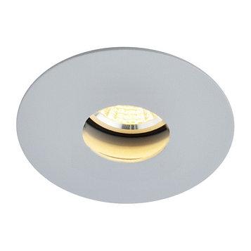 Светильник встраиваемый ACCENTO, 50Вт, GU10, G5,3, d=73мм, цвет серый
