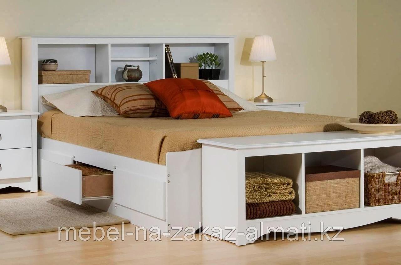Кроваты на заказ Алматы