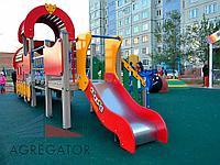 Детская площадка hpl (материал)