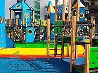 Детские площадки из hpl-панелей (материал)