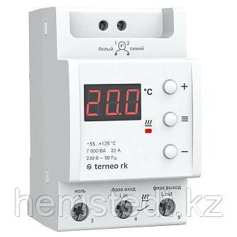 Терморегулятор terneo rk, фото 2