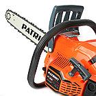 """Пила цепная бензиновая PATRIOT PT4518, 2.9л.с., 18"""", Easy Start, фото 10"""