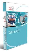 Право на использование программного обеспечения GeoniCS xx -> GeoniCS 2021.x, сетевая лицензия, серв